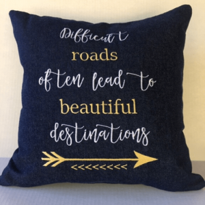 Mental Health Related Embroidery Designs
