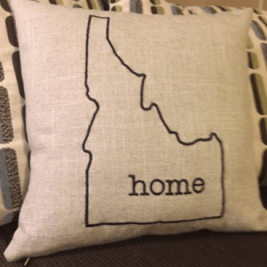 idaho pillow